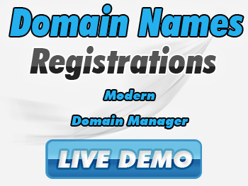 Cut-price domain registrations & transfers